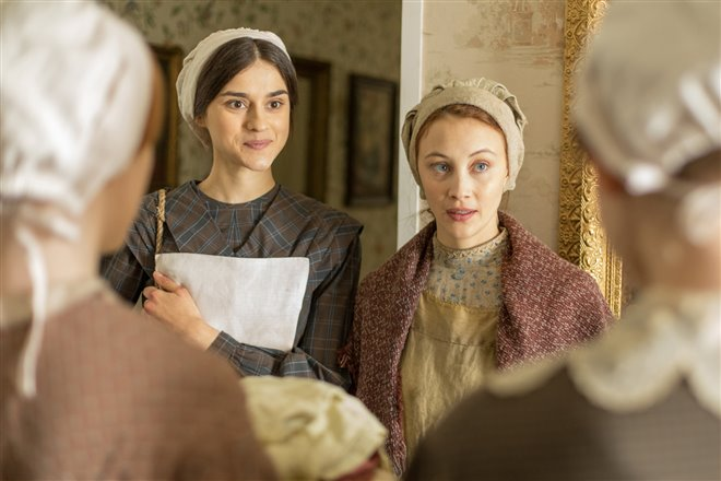 Alias Grace (Netflix) Photo 1 - Large