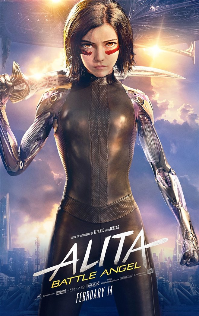 Alita: Battle Angel Photo 9 - Large