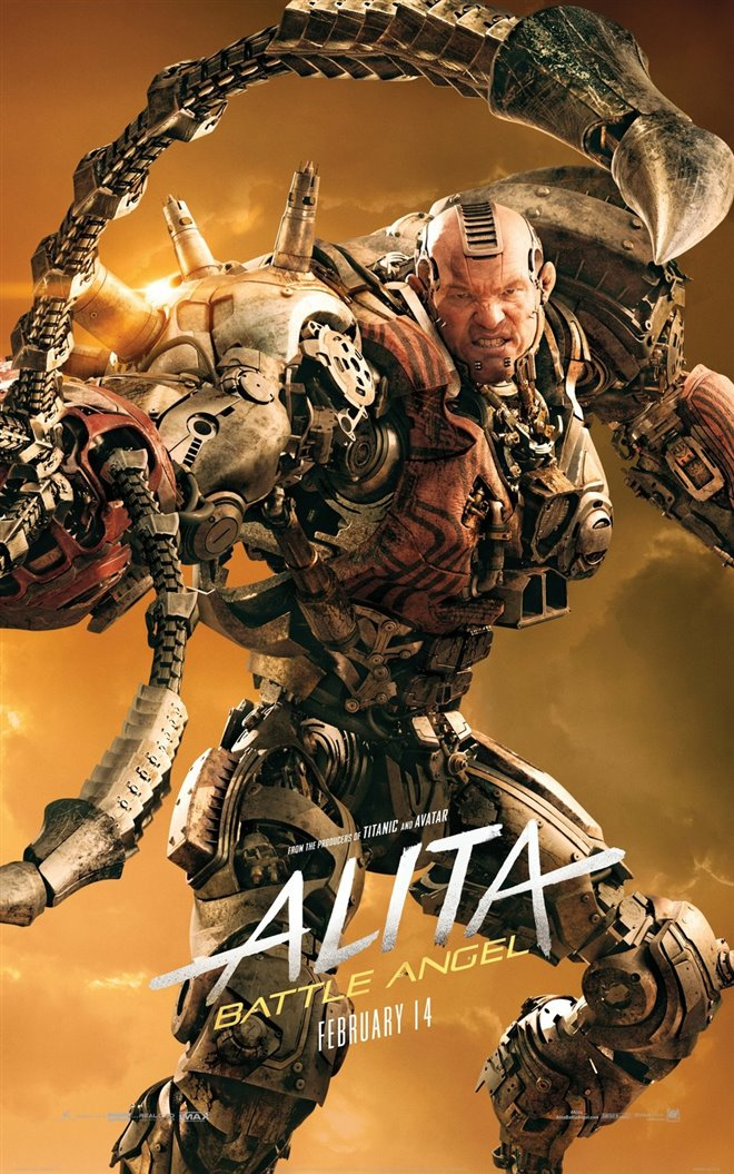 Alita: Battle Angel Photo 17 - Large