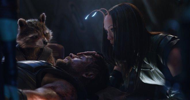 Avengers : La guerre de l'infini Photo 1 - Grande