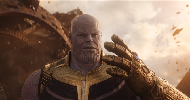Avengers : La guerre de l'infini Photo 9 - Grande