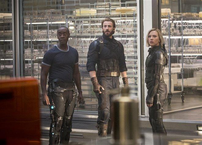Avengers : La guerre de l'infini Photo 16 - Grande