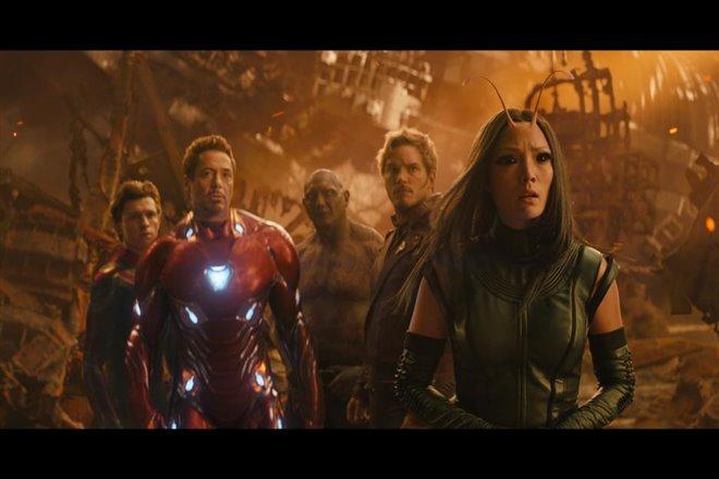 Avengers : La guerre de l'infini Photo 26 - Grande