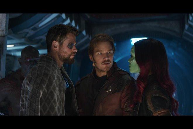 Avengers : La guerre de l'infini Photo 38 - Grande