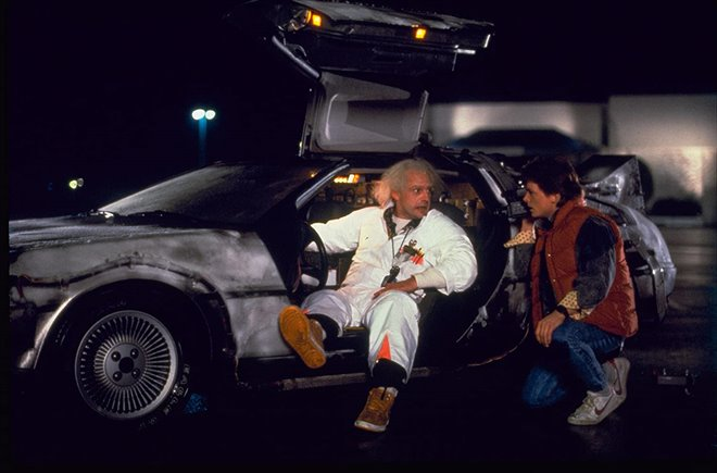 Back to the Future Photo 2 - Large