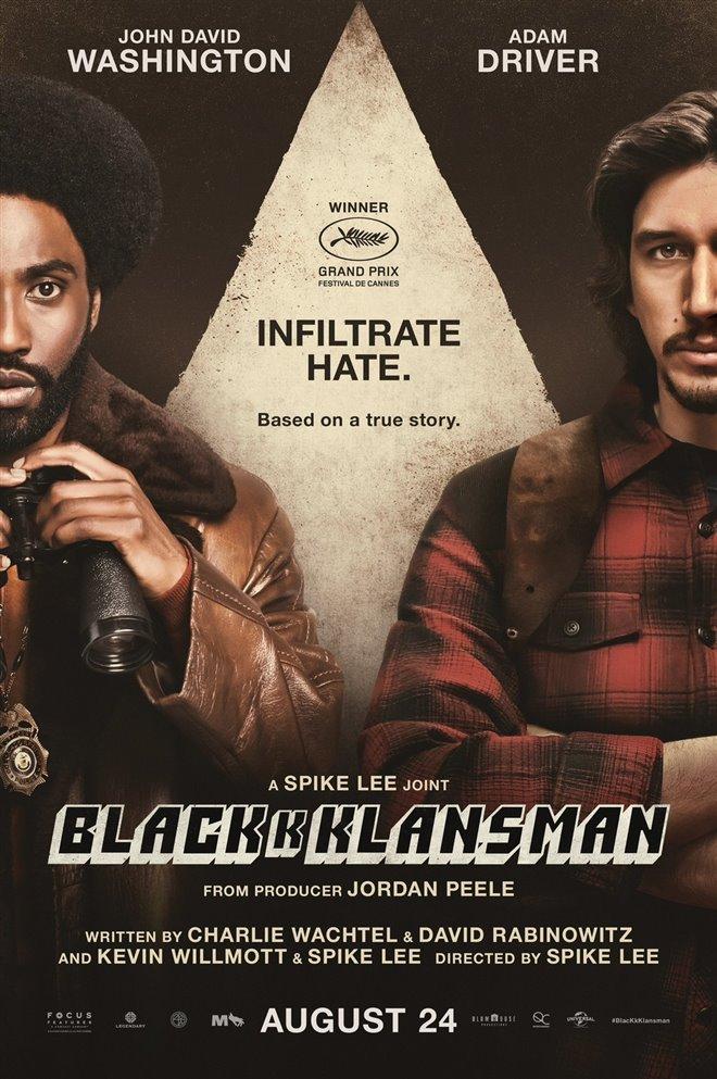 BlacKkKlansman Photo 10 - Large