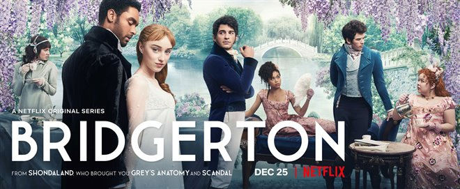 Bridgerton (Netflix) Photo 1 - Large