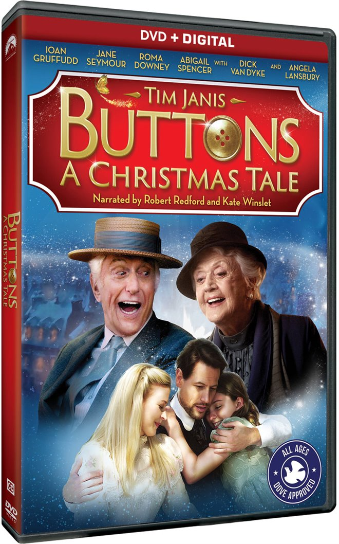 Buttons: A Christmas Tale Photo 1 - Large