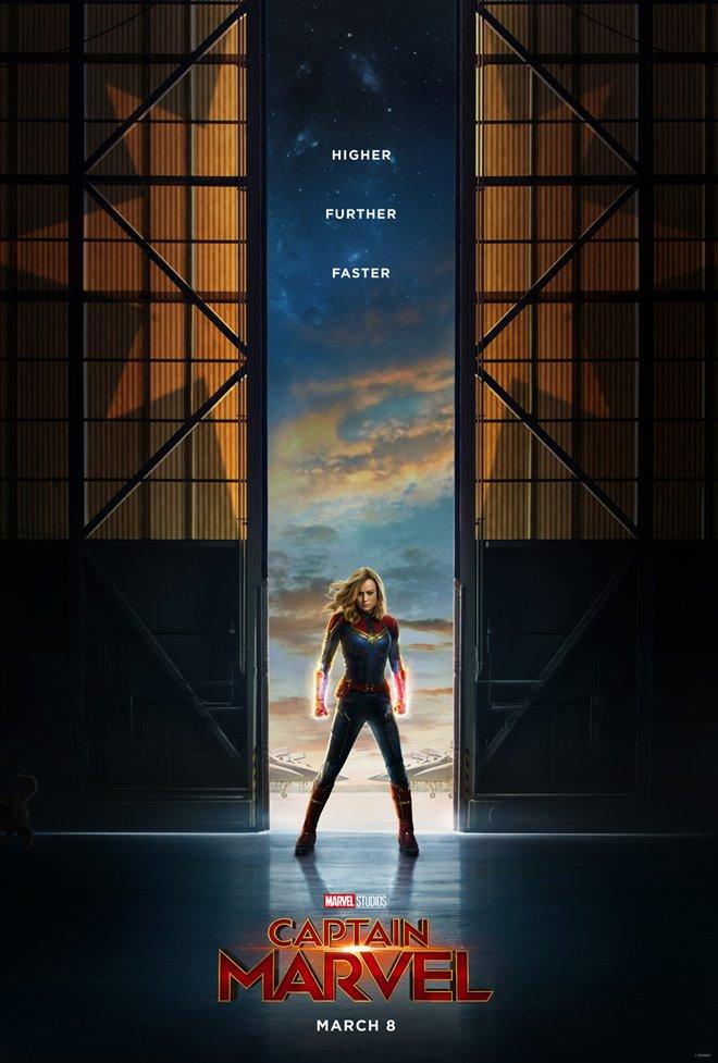 Capitaine Marvel Photo 25 - Grande