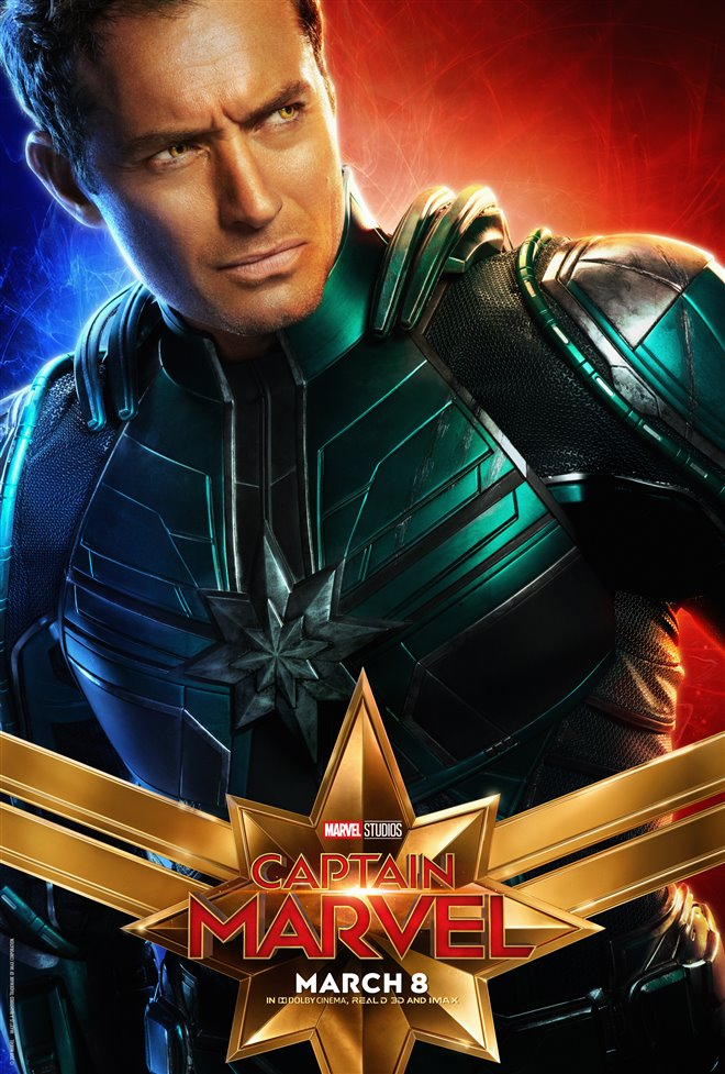 Capitaine Marvel Photo 31 - Grande