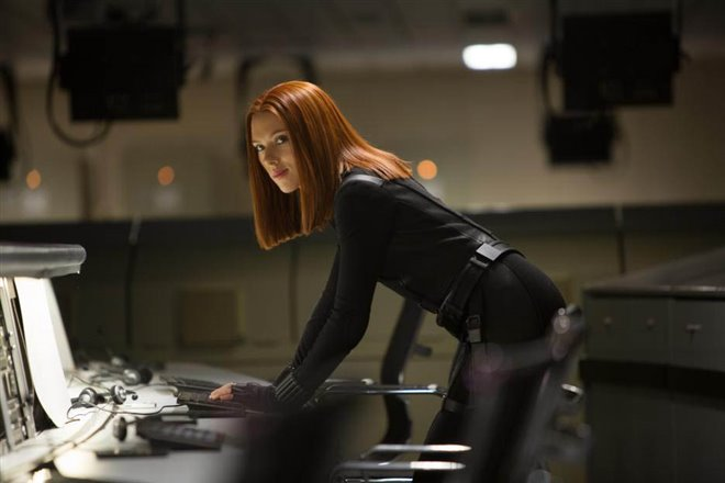 Captain America: The Winter Soldier Photo 13 - Large
