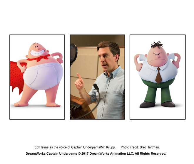 Captain Underpants: The First Epic Movie Photo 15 - Large