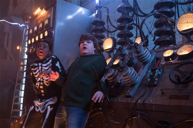 Chair de poule 2 : L'halloween hantée Photo 3 - Grande