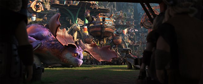 Dragons : Le monde caché Photo 3 - Grande