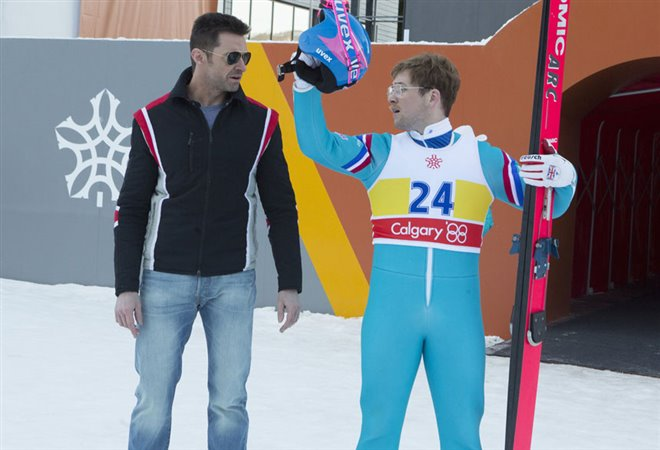 Eddie the Eagle Photo 2 - Large