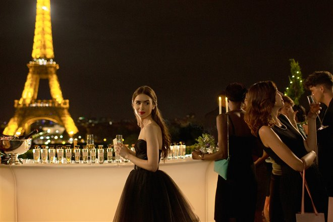 Emily in Paris (Netflix) Photo 5 - Large