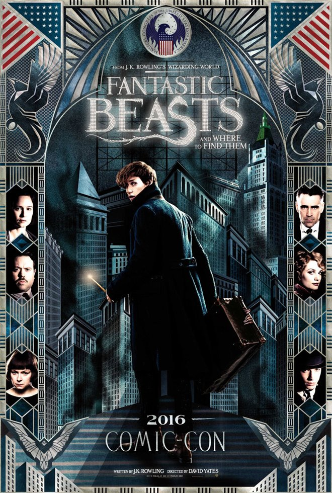 Fantastic Beasts and Where to Find Them Photo 46 - Large