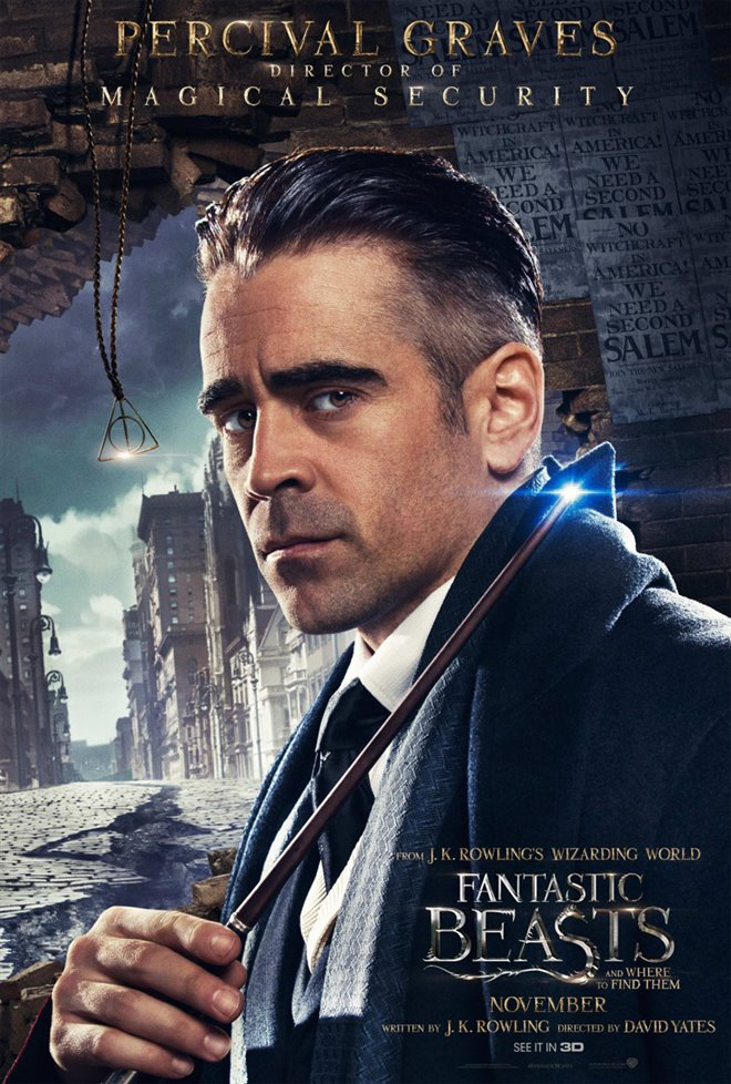 Fantastic Beasts and Where to Find Them Photo 50 - Large