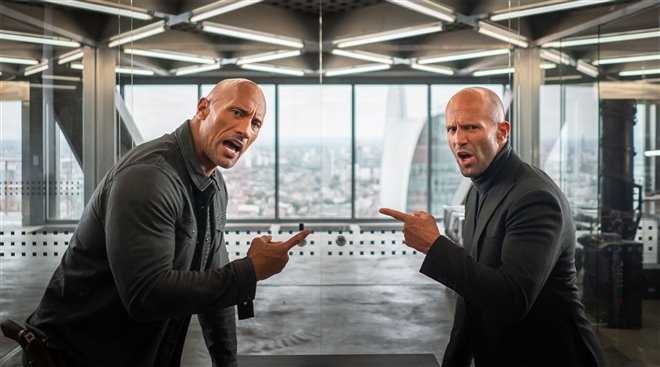 Fast & Furious Presents: Hobbs & Shaw Photo 2 - Large