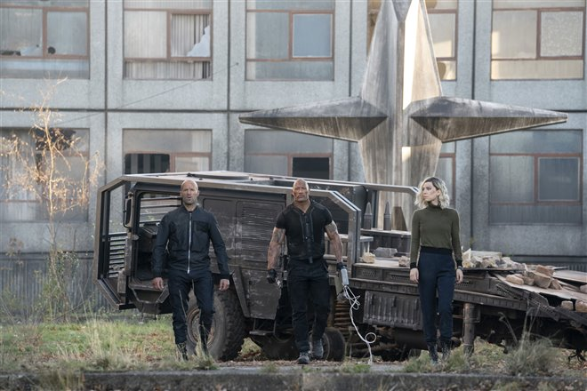 Fast & Furious Presents: Hobbs & Shaw Photo 14 - Large