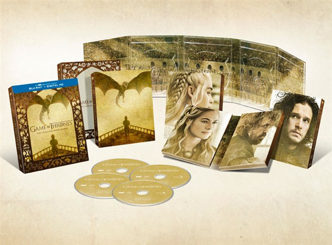 Game of Thrones: The Complete Fifth Season Photo 3 - Large