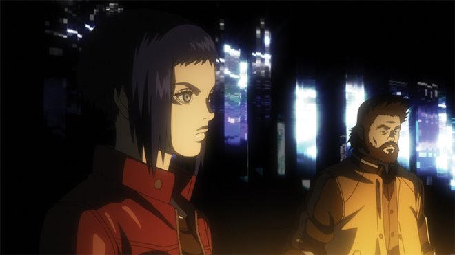 Ghost in The Shell: The New Movie Photo 1 - Large