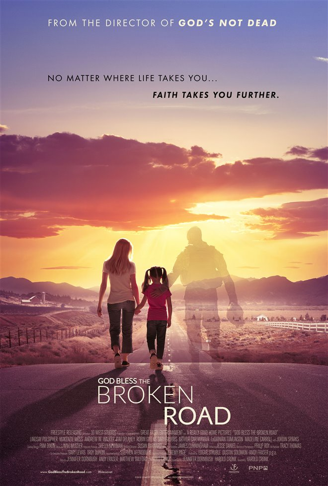 God Bless the Broken Road Photo 22 - Large