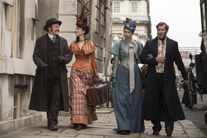 Holmes et Watson Photo 5 - Grande