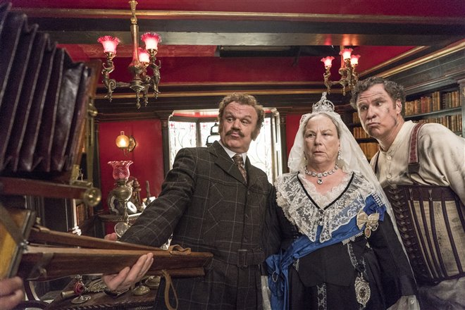 Holmes et Watson Photo 9 - Grande