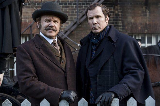 Holmes & Watson Photo 3 - Large