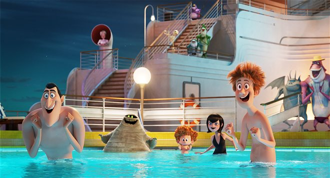 Hotel Transylvania 3: Summer Vacation Photo 10 - Large