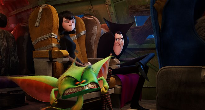 Hotel Transylvania 3: Summer Vacation Photo 12 - Large