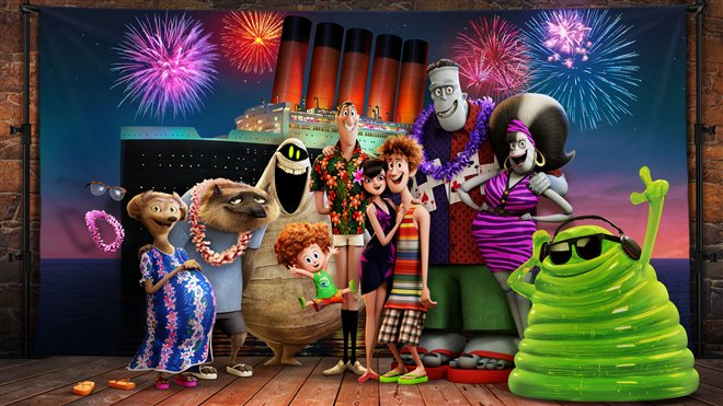 Hotel Transylvania 3: Summer Vacation Photo 20 - Large