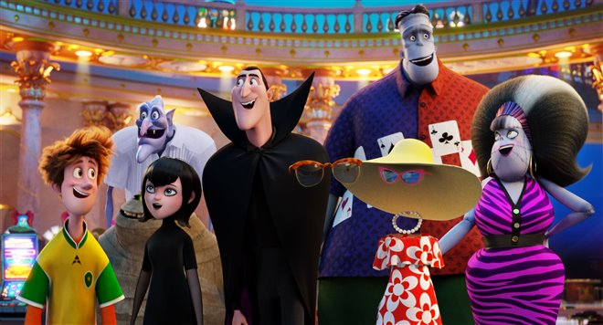 Hotel Transylvania 3: Summer Vacation Photo 25 - Large