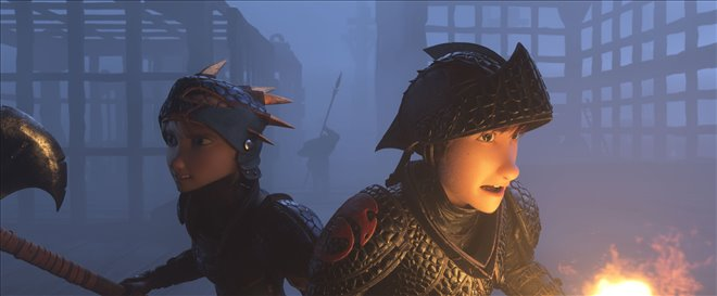 How to Train Your Dragon: The Hidden World Photo 1 - Large