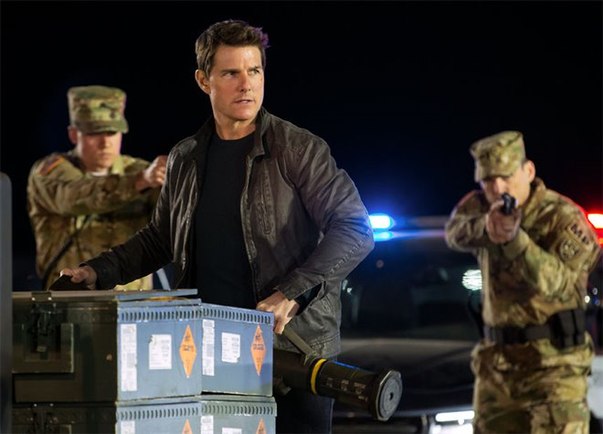 Jack Reacher: Never Go Back Photo 13 - Large