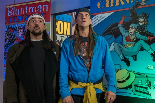 Jay and Silent Bob Reboot Photo 1 - Large
