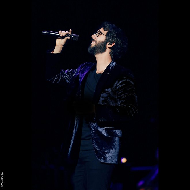 Josh Groban Bridges from Madison Square Garden Photo 1 - Large