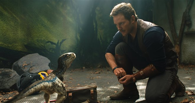 Jurassic World: Fallen Kingdom Photo 3 - Large