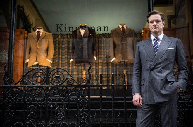 Kingsman: The Secret Service Photo 1 - Large