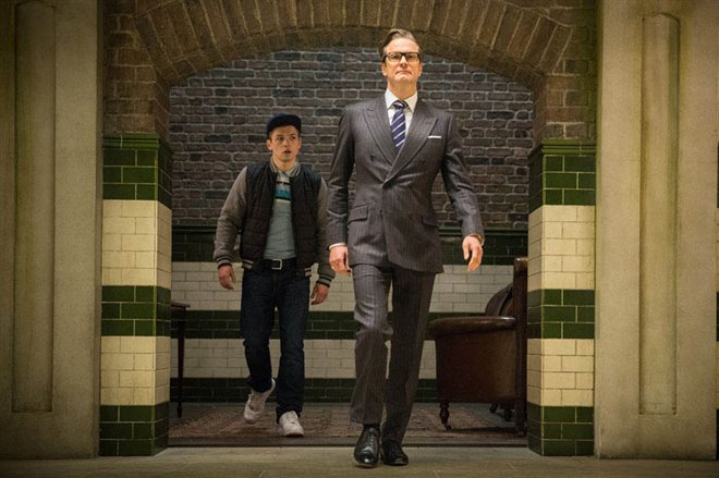 Kingsman: The Secret Service Photo 3 - Large