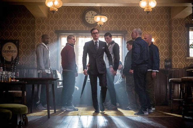 Kingsman: The Secret Service Photo 12 - Large