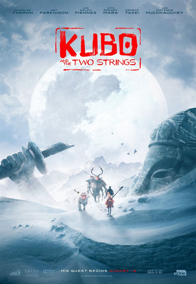 Kubo and the Two Strings Photo 23 - Large