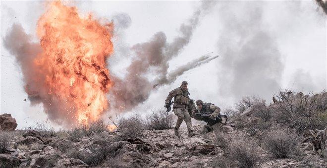 La brigade des 12 (v.o.a.s-.t.f.) Photo 5 - Grande