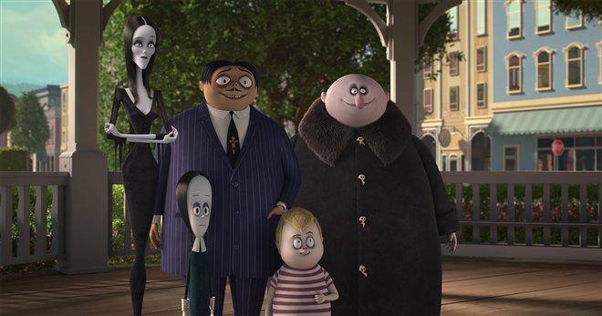 La famille Addams Photo 2 - Grande