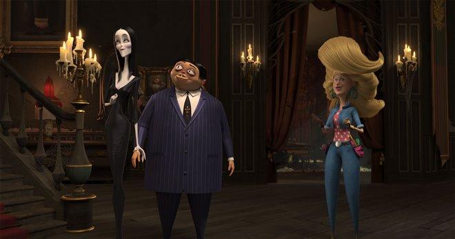 La famille Addams Photo 4 - Grande