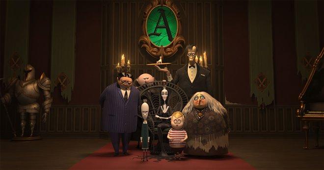 La famille Addams Photo 10 - Grande