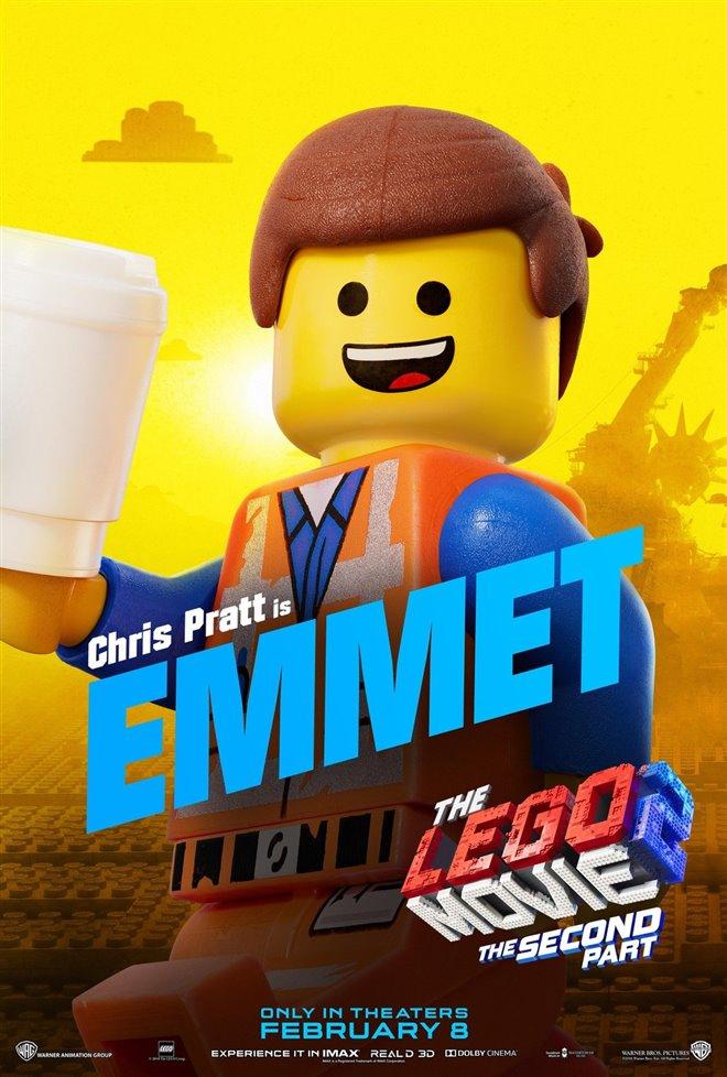 Le film LEGO 2 Photo 31 - Grande