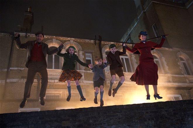 Le retour de Mary Poppins Photo 5 - Grande
