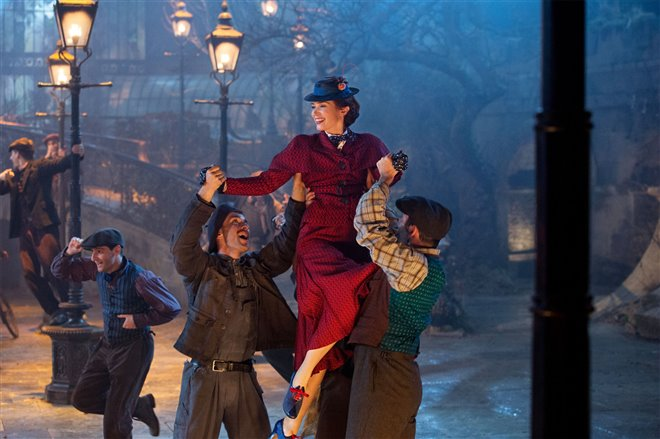 Le retour de Mary Poppins Photo 7 - Grande